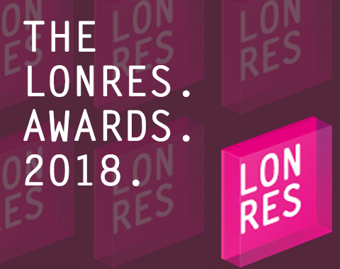 LonRes Award Winners 2018