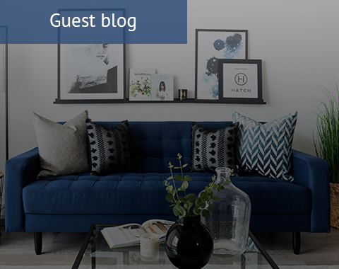 LonRes Property Blog - Guest Hatch Interiors on Bridging the Agent Income Gap in Style