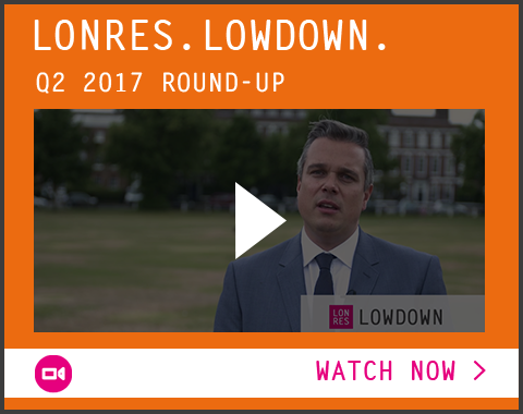London sales and lettings residential property market in Q2 2017