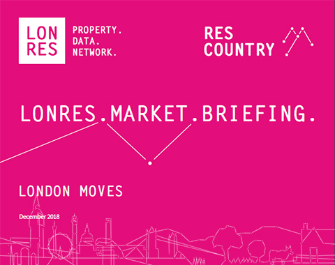 LonRes Market Briefing - London Moves - LonRes residential property research