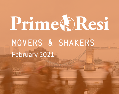 LonRes Movers and Shakers property recruitment round-up from PrimeResi February 2021 resources