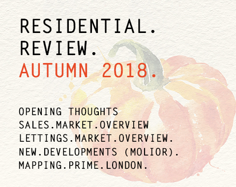 LonRes Residential Review - Autumn 2018