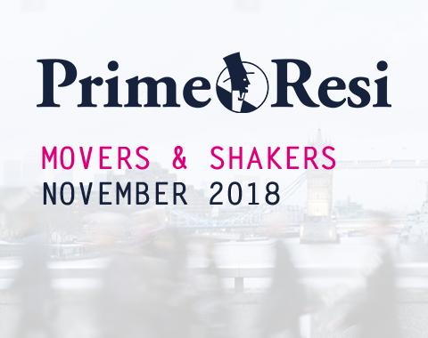 November 2019 Movers & Shakers