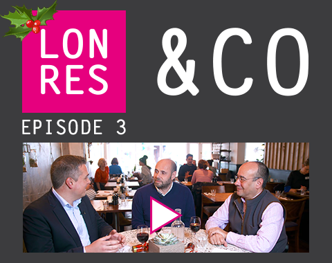 LonRes & Co with William Carrington and Anthony Payne on 2016