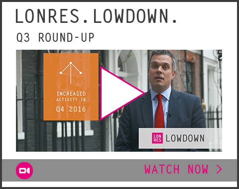London Property Market - Sales and Lettings Q4 2016 performance